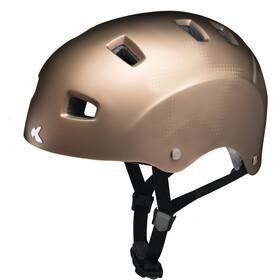 KED Risco Helmet Gold